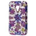 Stylized Floral Ornate Pattern Samsung Galaxy Ace Plus S7500 Hardshell Case View3