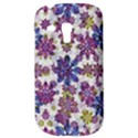 Stylized Floral Ornate Pattern Samsung Galaxy S3 MINI I8190 Hardshell Case View3