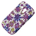 Stylized Floral Ornate Pattern Samsung Galaxy S3 MINI I8190 Hardshell Case View4