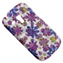 Stylized Floral Ornate Pattern Samsung Galaxy S3 MINI I8190 Hardshell Case View5