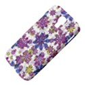 Stylized Floral Ornate Pattern Samsung Galaxy S4 I9500/I9505 Hardshell Case View4