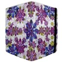 Stylized Floral Ornate Pattern Samsung Galaxy Tab 10.1  P7500 Flip Case View4