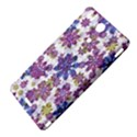 Stylized Floral Ornate Pattern Sony Xperia TX View4