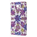 Stylized Floral Ornate Pattern Sony Xperia T View3