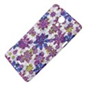 Stylized Floral Ornate Pattern Sony Xperia T View4