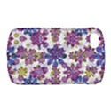 Stylized Floral Ornate Pattern BlackBerry Q10 View1