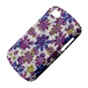 Stylized Floral Ornate Pattern BlackBerry Q10 View4