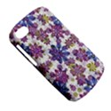 Stylized Floral Ornate Pattern BlackBerry Q10 View5