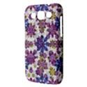Stylized Floral Ornate Pattern Samsung Galaxy Win I8550 Hardshell Case  View3