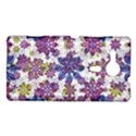 Stylized Floral Ornate Pattern Sony Xperia SP View1