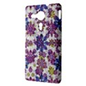 Stylized Floral Ornate Pattern Sony Xperia SP View3