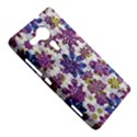 Stylized Floral Ornate Pattern Sony Xperia SP View5