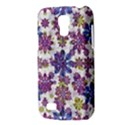 Stylized Floral Ornate Pattern Galaxy S4 Mini View3