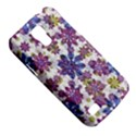 Stylized Floral Ornate Pattern Galaxy S4 Mini View5