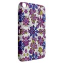 Stylized Floral Ornate Pattern Samsung Galaxy Tab 3 (8 ) T3100 Hardshell Case  View2