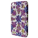 Stylized Floral Ornate Pattern Samsung Galaxy Tab 3 (8 ) T3100 Hardshell Case  View3