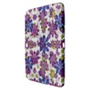 Stylized Floral Ornate Pattern Samsung Galaxy Tab 3 (10.1 ) P5200 Hardshell Case  View3