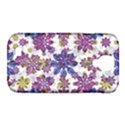 Stylized Floral Ornate Pattern Samsung Galaxy S4 Classic Hardshell Case (PC+Silicone) View1