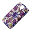 Stylized Floral Ornate Pattern Samsung Galaxy S4 Classic Hardshell Case (PC+Silicone) View4