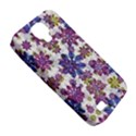 Stylized Floral Ornate Pattern Samsung Galaxy S4 Classic Hardshell Case (PC+Silicone) View5