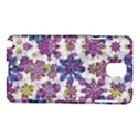 Stylized Floral Ornate Pattern Samsung Galaxy Note 3 N9005 Hardshell Case View1