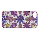 Stylized Floral Ornate Pattern Apple iPhone 5S/ SE Hardshell Case View1