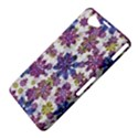 Stylized Floral Ornate Pattern Sony Xperia Z1 Compact View4