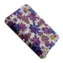 Stylized Floral Ornate Pattern Amazon Kindle Fire (2012) Hardshell Case View5