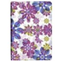 Stylized Floral Ornate Pattern iPad Air 2 Flip View1