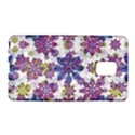 Stylized Floral Ornate Pattern Galaxy Note Edge View1