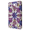 Stylized Floral Ornate Pattern Samsung Galaxy Tab 4 (7 ) Hardshell Case  View2