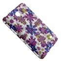 Stylized Floral Ornate Pattern Samsung Galaxy Tab 4 (8 ) Hardshell Case  View5