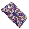 Stylized Floral Ornate Pattern Samsung Galaxy Tab S (8.4 ) Hardshell Case  View5