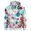 Colorful Diamonds Dream Men s Pullover Hoodie View1