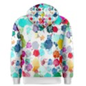 Colorful Diamonds Dream Men s Pullover Hoodie View2