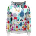 Colorful Diamonds Dream Women s Pullover Hoodie View1
