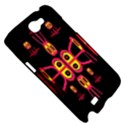 Alphabet Shirt R N R Samsung Galaxy Note 2 Hardshell Case View5