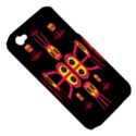 Alphabet Shirt R N R Apple iPhone 4/4S Hardshell Case (PC+Silicone) View5