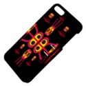 Alphabet Shirt R N R Apple iPhone 5 Hardshell Case with Stand View4