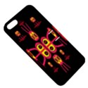Alphabet Shirt R N R Apple iPhone 5 Hardshell Case with Stand View5