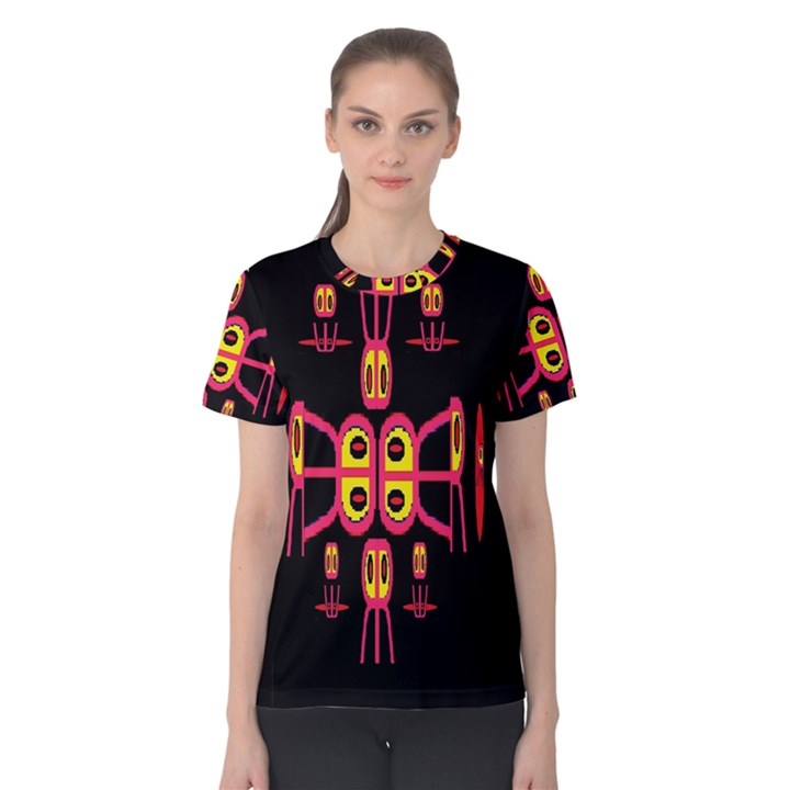 Alphabet Shirt R N R Women s Cotton Tee