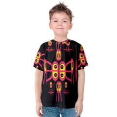 Alphabet Shirt R N R Kids  Cotton Tee