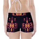 Alphabet Shirt R N R Boyleg Bikini Wrap Bottoms View2