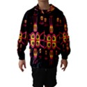 Alphabet Shirt R N R Hooded Wind Breaker (Kids) View1