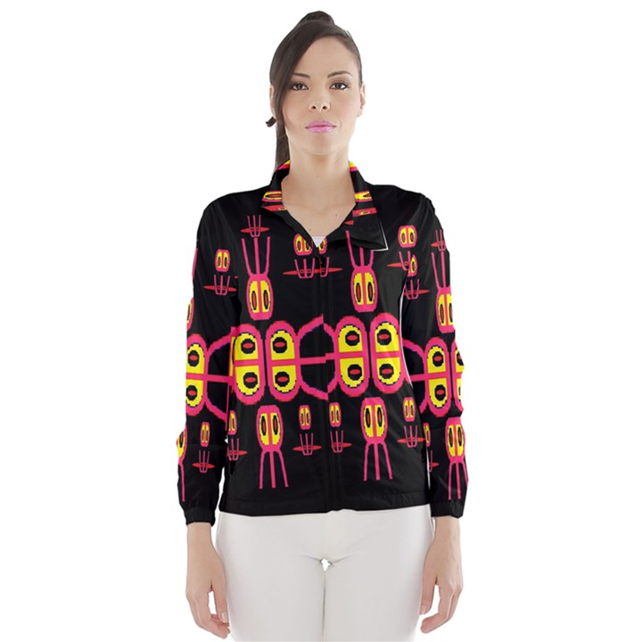 Alphabet Shirt R N R Wind Breaker (Women)