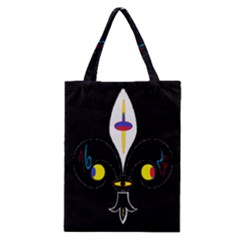 Flower Of Life Two Classic Tote Bag
