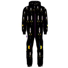 Clothing (25)gee8dvdynk,k;; Hooded Jumpsuit (men)