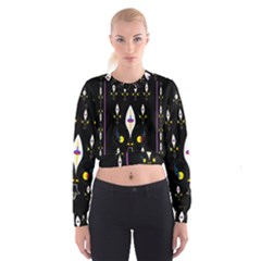 Clothing (25)gee8dvdynk,k;; Women s Cropped Sweatshirt