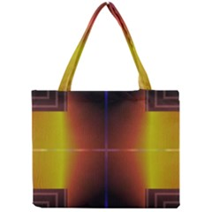 Abstract Painting Mini Tote Bag