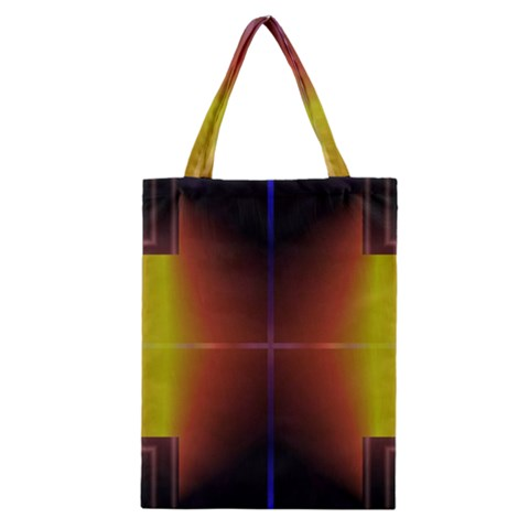 Abstract Painting Classic Tote Bag